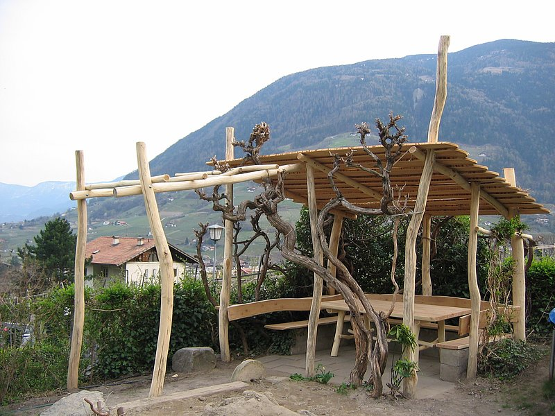 arch play gartenlaube. Black Bedroom Furniture Sets. Home Design Ideas